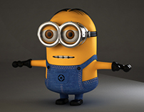 Minion Model   [Work In Progress]