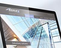 Reflex - New Site