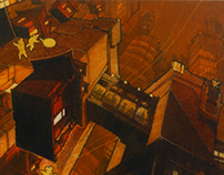 flyingeric4's Cityscape