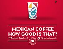 Coffee beans Poncho8