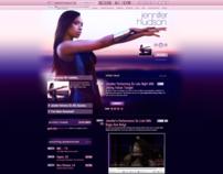Jennifer Hudson // Sony Music