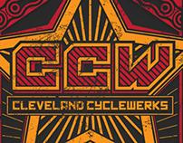 Cleveland CycleWerks Logos / Tshirt