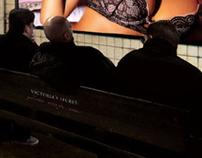 Victoria's Secret Bench
