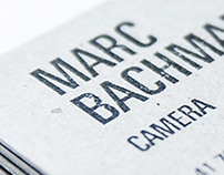 Marc Bachmann, DOP – corporate design