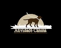 Logo Atividade Canina