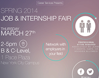 Spring 2014 Pace Career Services