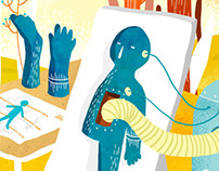 Illustration for Nurant Issue 15