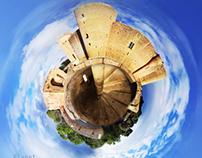Planet 2: Castell de Bellver