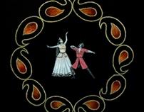Azeri National Dance