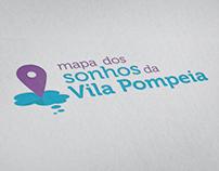 Mapa dos Sonhos da Vila Pompeia