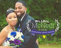 Mr. & Mrs. McNeill: Wedding Photography