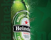 Heineken Diptic