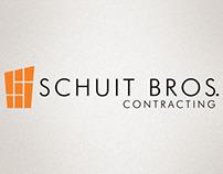 Schuit Bros. Contracting – Logo and Branding
