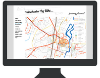City Navigation System for Cyclists