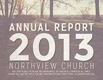 Annual Report | Northview Church 2013