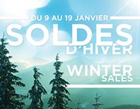 Soldes d'hiver 2014 - Carrefour industrielle Alliance
