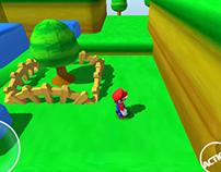 Super Mario Style Game