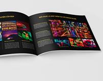 NIKON D5200 Brochure Concept For Event
