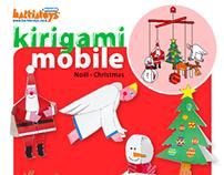 Kirigami - Christmas