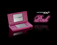 Nintendo DSi Pink [UK] - TV Ad [2010]