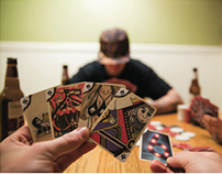 """""""Freak Show"""" Deck of Cards"""