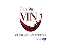 Degustação de Vinhos: L'art du Vin - Club des Amateurs