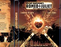 Romeo & Juliet DVD Cover Re-Design