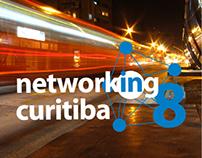 Identidade Visual - 8o Networking Curitiba