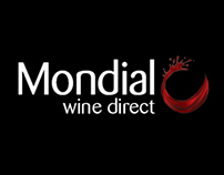 Mondial Wines - Website Design www.mondialwineuk.co.uk