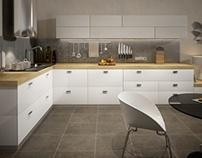 Porcellanto Kitchen