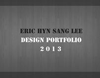 Industrial Design - Student Portfolio 2013