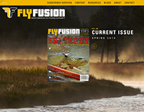 Fly Fusion Magazine Web Site