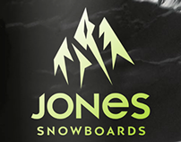 work: JONES SNOWBOARDS 2013/14