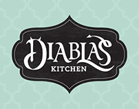 Diablas Kitchen logo