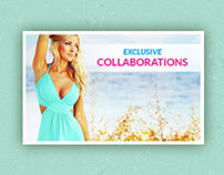 Fashion Homepage Promotions