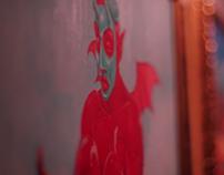 Rojo Bermelo - 5 diablos