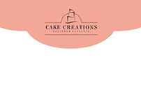 Logo and Stationery Design for a bakery