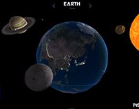 Grasp The Galaxy - Mobile App