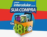 Intercelular - Campanha entrega 48h
