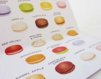 Macaron Map Card