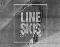 work: LINE SKIS 2014/15