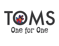 TOMS Shoes One for One Giving Campaign