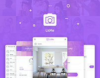 LitMe - Mobile App