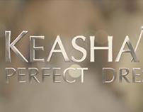 Keasha's Perfect Dress - Show Logo