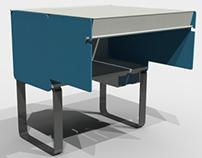 Cocoon Desk