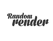 Random Renders