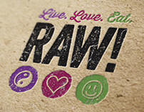 Live Love Eat Raw
