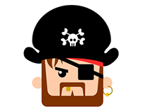 Pirate App Icon