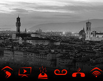 Firenze Student Hotel Web Icons