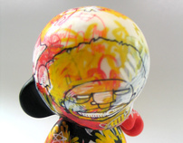 Grafro Custom Mini Munny